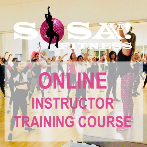 SOSA Dance Fitness Online Instructor Training Course